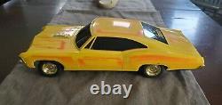 Radio Shack 1967 Impala RC Remote Control Low Rider No Controller Car 1/10 VTG