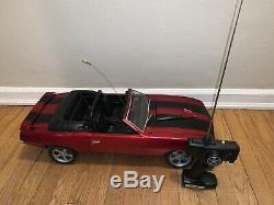 Radio Shack 1969 Camaro Hot Rod Magazine 16 Scale RC Remote Controlled Car