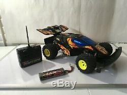 Radio Shack 1995 Desert Viper RC Car, Remote, read first working