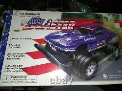 Radio Shack CHEVY CORVETTE BLASTER RC Remote Controlled Car Brand new never run