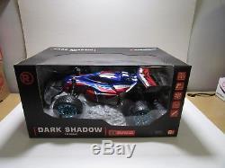 Radio Shack Dark Shadow 18 Scale Remote Control Car MIB