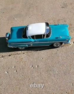 Radio shack lowrider brand remote control car 1958 Chevy Impala with hydraulics