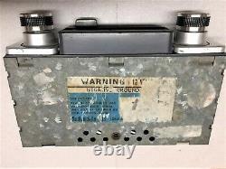 Radiomobile Classic Car Radio Upgraded Bluetooth/Stereo Amp 40W+40W + Remote