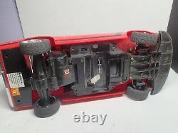 Rare Radio Shack Huge 7.2 V Mustang Boss 302 Remote Control Radio RC Car Awesome