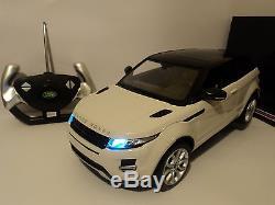 Rastar Official Range Rover Evoque Radio Remote Control Car 1/14 Scale (NEW)