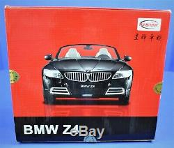 Raster 1/12 BMW Z4, Black, Remote Radio Controlled Car SEALED