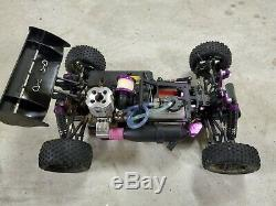 Redcat Racing Shockwave Nitro Buggy Radio Controlled Untested RC Car Remote