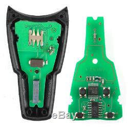 Remote Car Key Fob 433Mhz PCF7946AT for SAAB 9-3 9-5 2003-2009 FCCLTQSAAM433TX