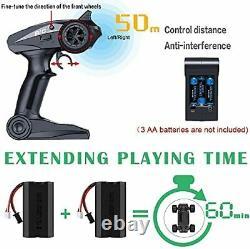 Remote Control Car, 25MPH High Speed RC Cars, 4x4 All Terrain Off Road 1/18 Radio