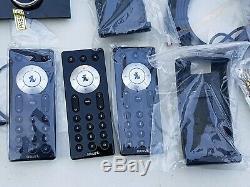 SIRIUS S50 TK1 Personal Satellite Radio Receiver + Car Kit-Extras-Remote-Dock