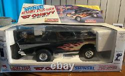 Shinsei 57 Chevy New Remote Control Car 1986 Rc Radio Nib