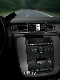 Sirius Satellite Car XM Radio Activated Subscription Lifetime, Wireless Remote
