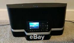 Sirius XM Portable Speaker Boombox SXABB2 and Onyx Radio Kit, car kit, remote +