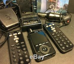 Sirius XMp3i Radio Receiver Portable Hand Held House Kit Car Kit 2 Remotes