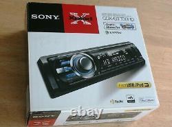 Sony XPLOD Car Stereo CDX- GT700 HD NEW in Box, Remote, USB Ipod, HD Radio