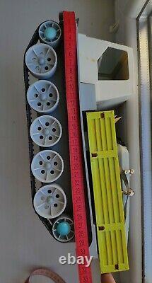 Soviet Ussr Toy Car All Terrain Vehicle Remote Control Radio Original