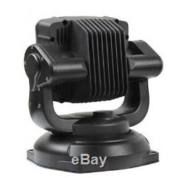 Spot Beam 80W LED Search Light Off-Road Marine Boat Car Wireless Remote Control