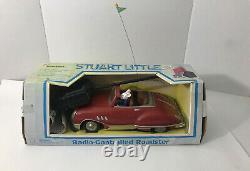 Stuart Little Vintage Radio Shack Remote Control Roadster Car New In Box