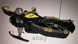 TESTED Ski Doo REV XP Radio Control RC 18 Snowmobile remote 49MHz car truck vg