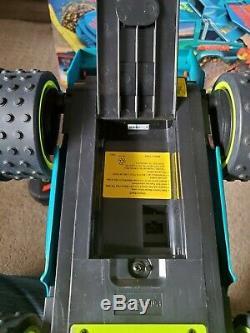 TYCO RC Mutator Car W Remote Radio Control 9.6V Turbo With Box OPEN Box