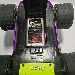 TYCO RC Mutator Car W Remote Radio Control 9.6V Turbo With Box(Rare to Find)