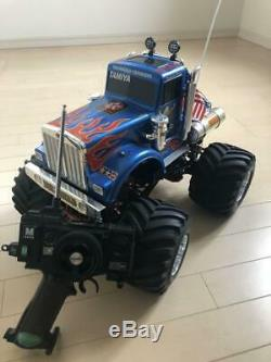 Tamiya Bullhead Radio Remote Control Car Hobby Project Free Shipping From Japan