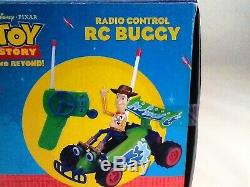 Thinkway Toy Story 2 RC Wireless Remote Control Car Dune Buggy