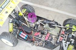 Thunder Tiger RC 1/8th Scale or Ofna Remote Control Car + Radio RC