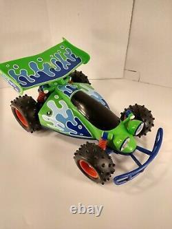 Toy Story RC Wireless Remote Control Car Disney Pixar 14 Thinkway Toys -SEE VID