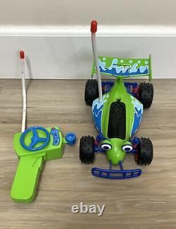 Toy Story RC Wireless Remote Control Car Disney Pixar Thinkway Toys 10 Rare