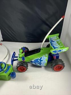 Toy Story RC Wireless Remote Control Car Disney Pixar Thinkway Toys READ