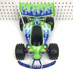 Toy Story RC Wireless Remote Control Car Disney Pixar Thinkway Toys Works