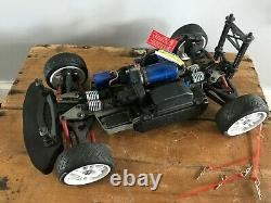 Traxxas Rally VXL 1/16 Scale Brushless Rally RC Car Green Radio Control + Remote