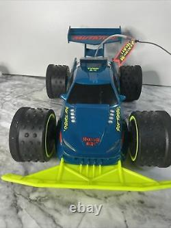 Tyco Mutator Radio Control Car, Remote, Battery & Charger. 1/16th. Partly Works
