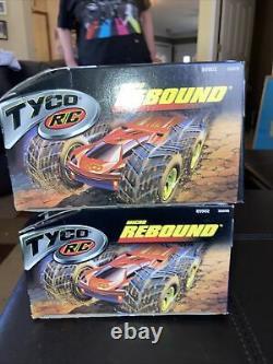 Tyco Rc Micro Rebound Vintage Remote Radio Controlled Buggy Car NEW IN BOX Retro