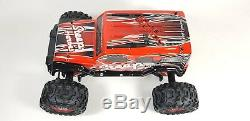 UK STOCK New Off Road Remote Control 1/12 2.4G 4WD Rock Crawler Radio RC Car Toy