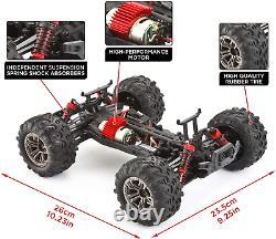 VATOS Remote Control Car 116 36Km/h 4WD High Speed Off-Road RC Car 2.4Ghz Radio
