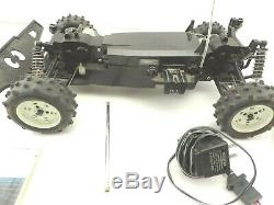 VINTAGE Dictator NIKKO RADIO CONTROL BUGGY CAR 4WD 110 With REMOTE + CHARGER
