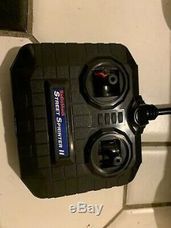 VINTAGE RADIO SHACK R/C CAMARO CAR With REMOTE STREET SPRINTER II