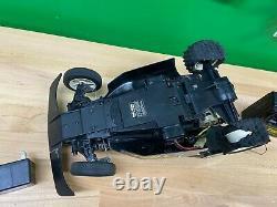 Vintage 1991 Radio Shack RC Remote Control Car Off Road Tiger 60-4048 SEE VIDEO