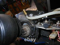 Vintage RC Nitro Indy Car Remote Control. No Radio