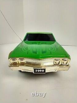 Vintage Radio Shack 1969 El Camino Remote Control Car Hydraulics Lowrider Works