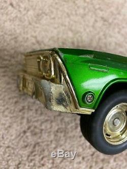 Vintage Radio Shack 1969 El Camino Remote Control Car In Box Hydraulics- Nice