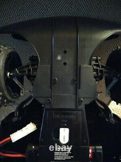 Vintage Radio Shack Vortex DP Remote Control Car Tested And Working