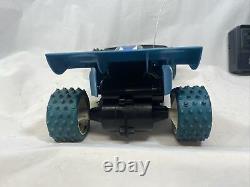 Vintage Radio elecon Shinsei Super Fox 4 Wheel Drive RC Buggy With 2 Remotes
