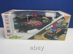 Vintage TYCO MINI SUPER BANDIT R/C remote radio control CAR boxed WORKING 1992