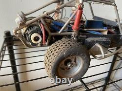 Vintage Tamiya RC Car Radio Remote Control Sand Rail Buggy RX-540VZ