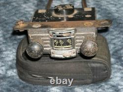 Vtg 1930s Philco Radio Control Head Vtg Chevy/ Buick / Ford Car Radio Control