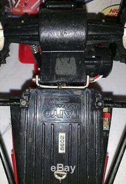 WORKING JET-HOPPER Dickie Spielzeug 18635 RARE radio car remote control taiyo