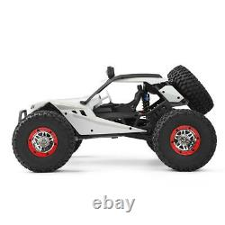 Wl 540Brush Motor High Speed 40km/h 112 4D 2.4G Radio Remote Control Car Racing